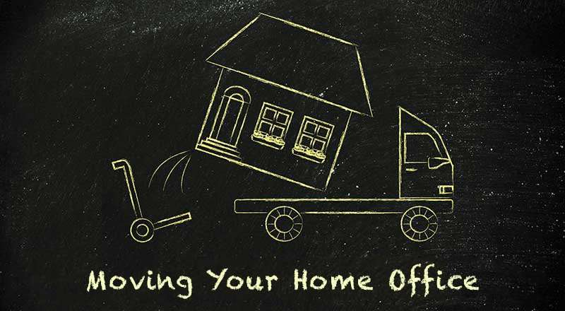 Moving your home office