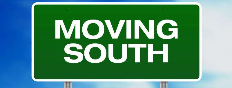 Tips for Moving South