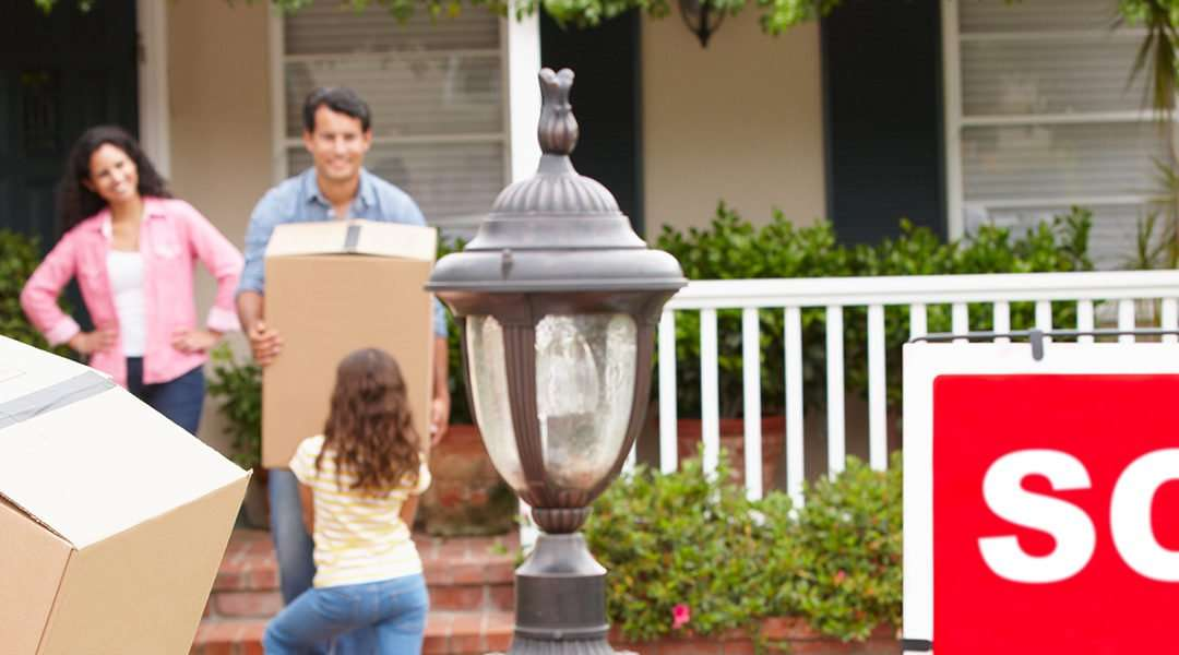 Protect Your Home when Moving in