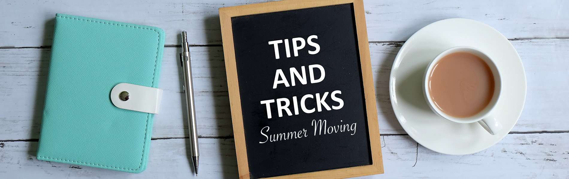 Summer moving tips photo