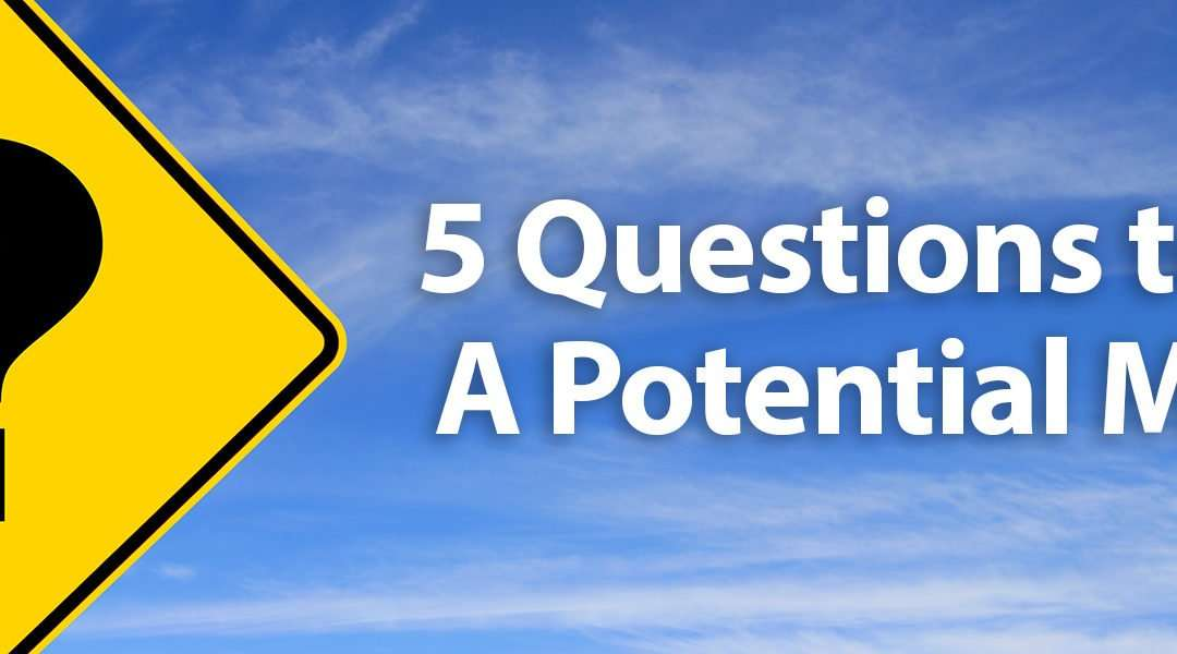 Questions to ask a potential mover
