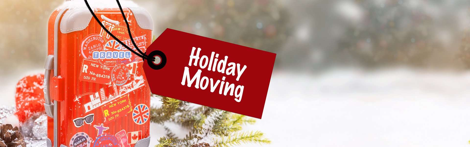 Holiday Moving Ideas