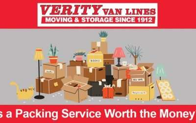 Is a Packing Service Worth the Money?